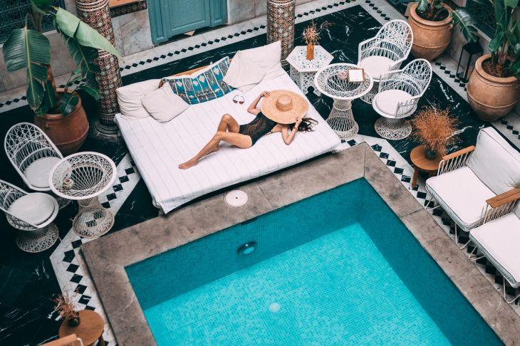 Marrakesh, stad die fotografen wantrouwt