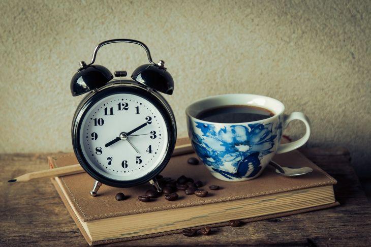 Nieuwe gadget: de koffie-wekker